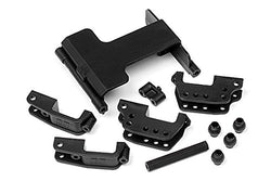 HPI Racing 85632 Servo Mount and High Link Bracket Set Wheely King