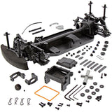 HPI 1/10 , READY- TO- RUN RS4 SPORT 3 DRIFT CAR ROLLING CHASSIS, ONE OF THE BEST CHASSIS WITH DRIVE TRAIN TO CREATE YOUR PERFECT DRIFT CAR 114356