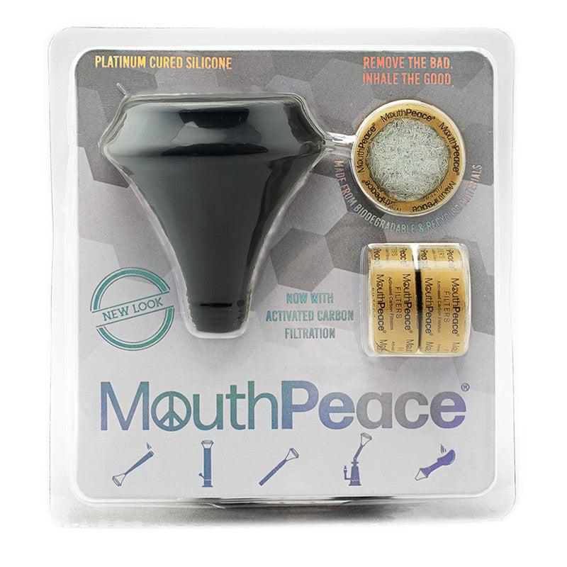 Black Mouthpeace carbon weed filter