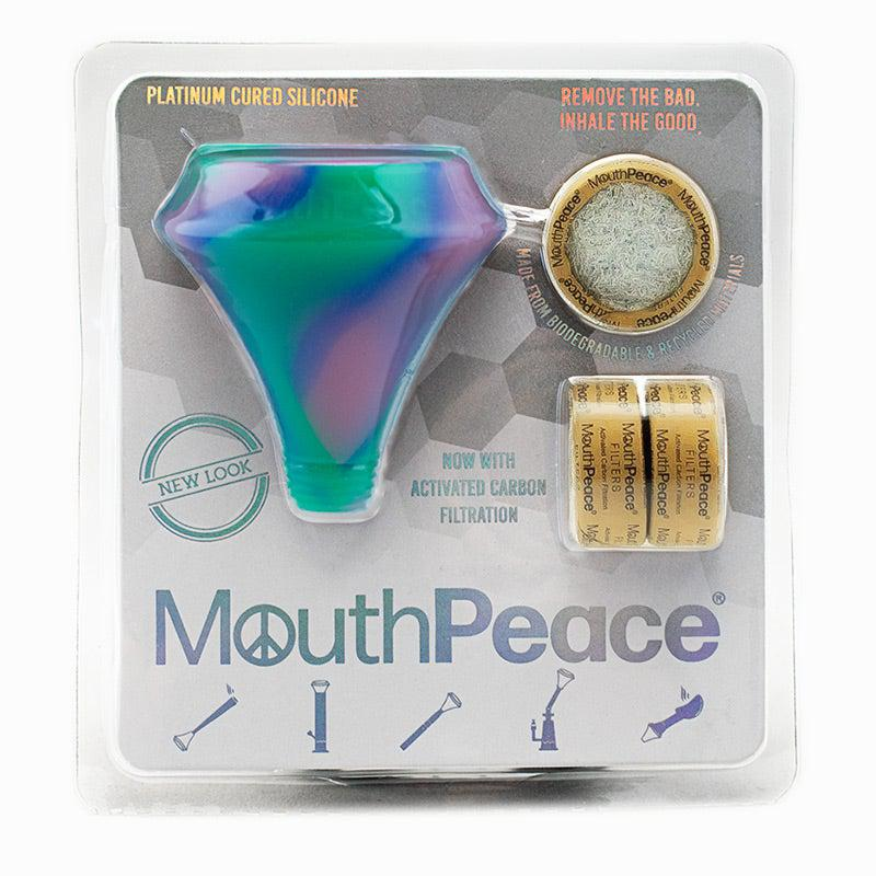 Mouthpeace Multi-color Weed Filter