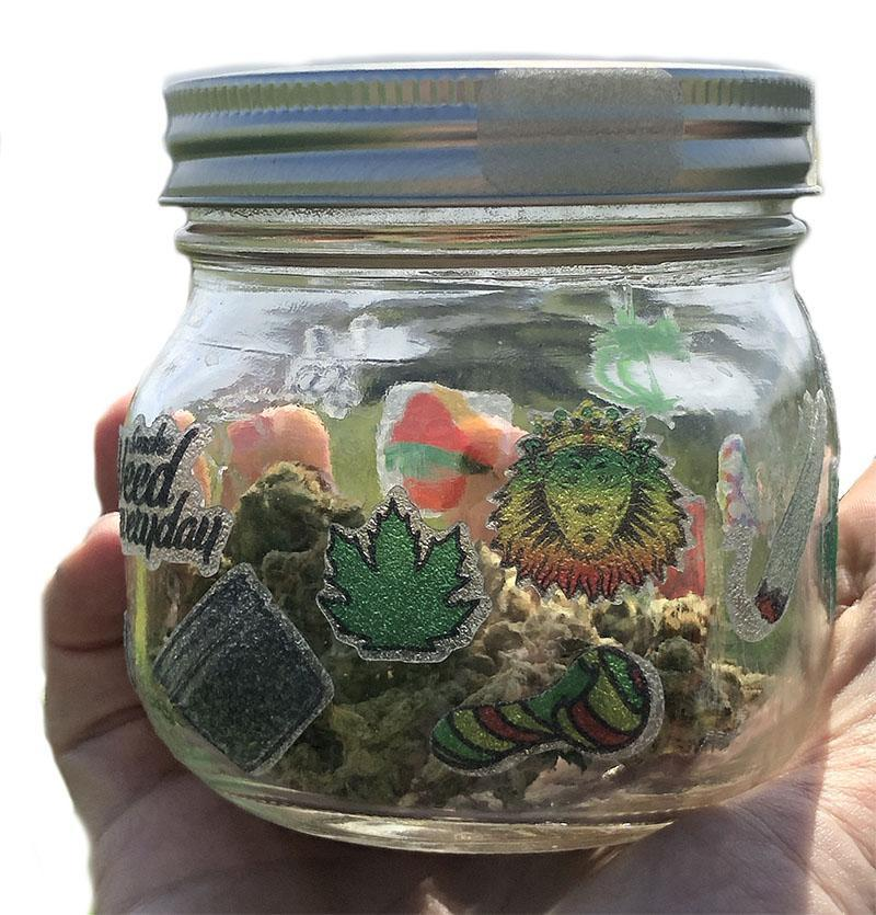 potstickers jar