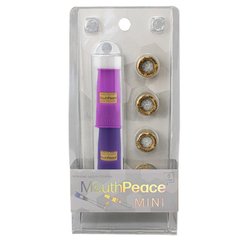 MouthPeace Mini + Filter Box