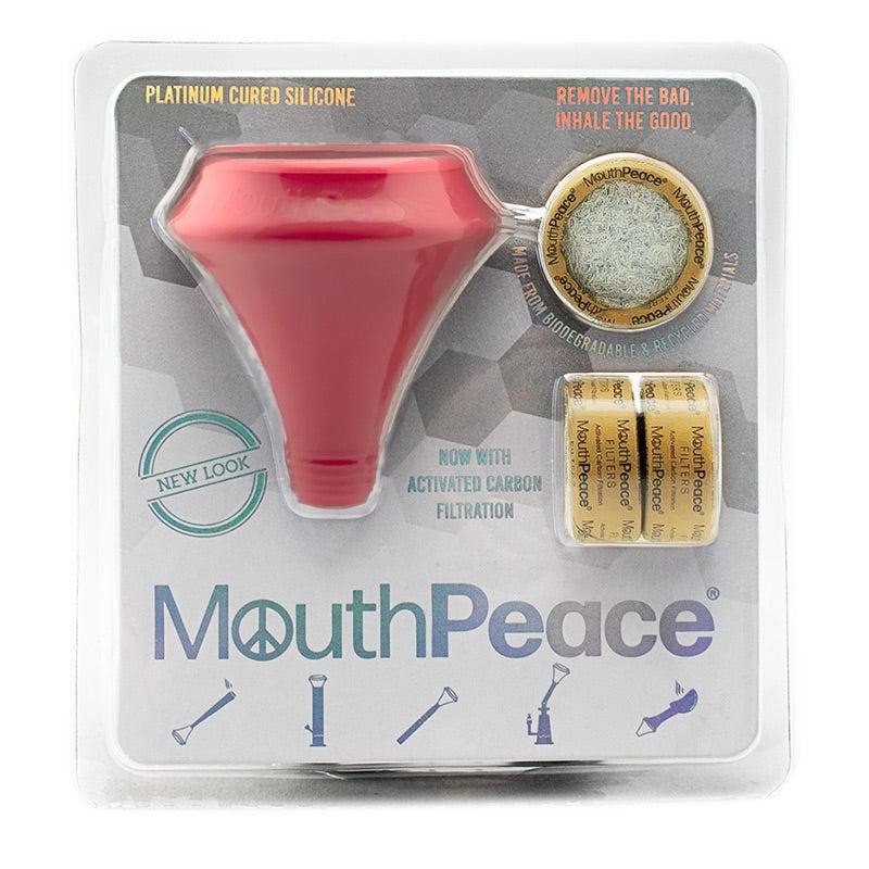 Rose Mouthpeace Triple Carbon Filter