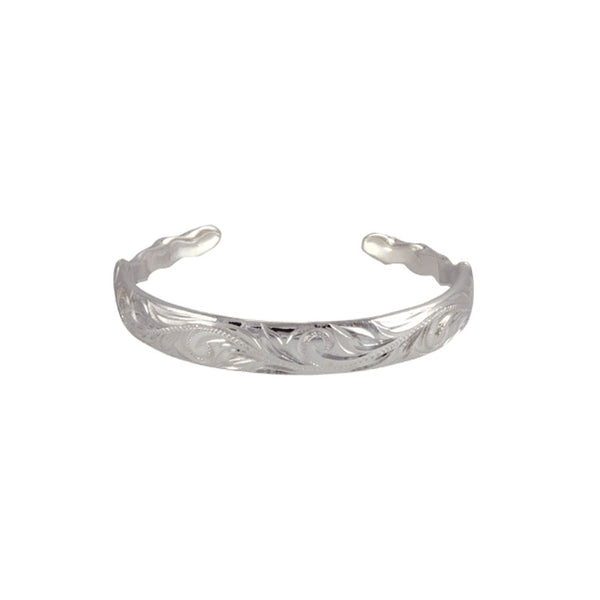 Scroll Bangle Large