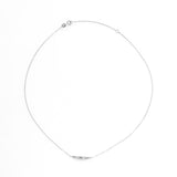 Lele Necklace White Gold