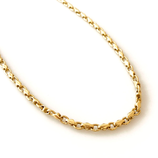 LONO Chain Yellow Gold