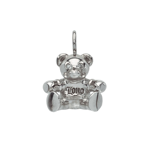 Bear Pendant White Gold*SALE*