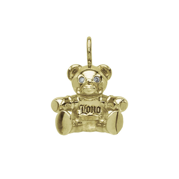 Bear Pendant Yellow Gold*SALE*