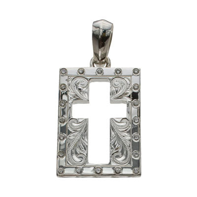See Through Plate Cross *SALE*