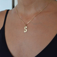 Initial Pendant S Medium *SALE*