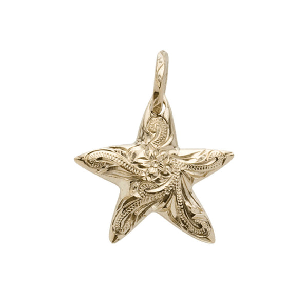 Starfish Pendant Yellow Gold*SALE*