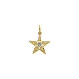 Star Diamond Pendant Top