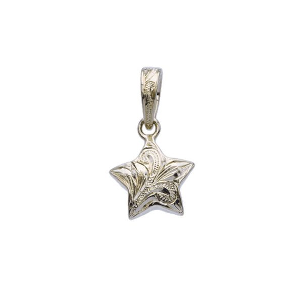 Star Pendant White Gold*SALE*