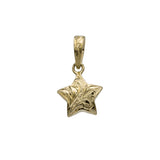 Star Pendant Yellow Gold*SALE*