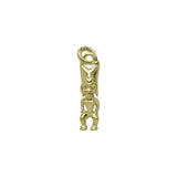 TIKI Pendant Yellow Gold*SALE*