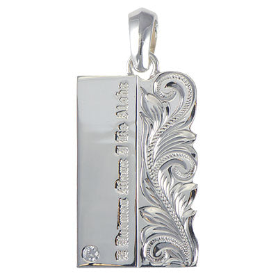 Eternity Love Plate Pendant *SALE*