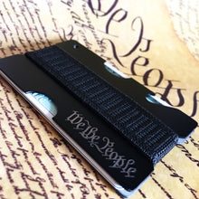 The Kinsman<br><font size=4><em>Minimalist Wallet</em></font>
