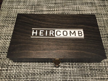 HEIRCOMB Silver Envy Gift Set