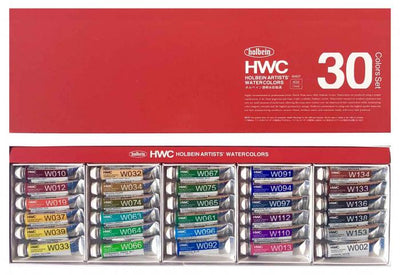 Holbein-artist-watercolour-box-sets-30x5ml-W407-colour-set