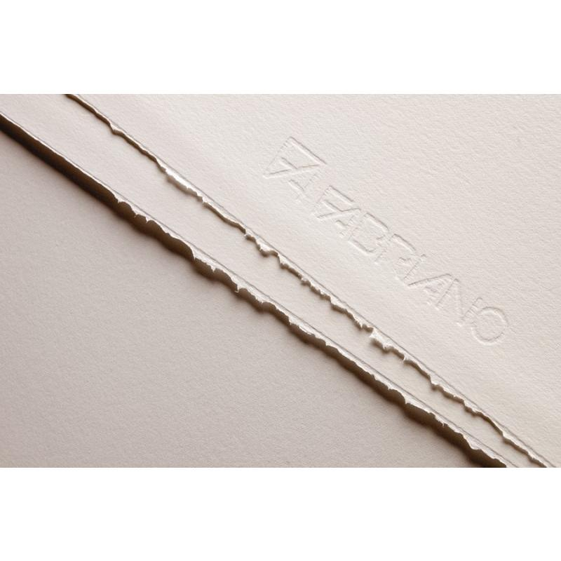 Rosaspina Etching Paper 285gsm - Ivory 50 x 70 cm  The Fabriano Rosaspina Etching paper is made with 60% Cotton. The relatively unsized Rosapina is a soft paper particularly good for aquatint, etching, lithography and silk-screening.