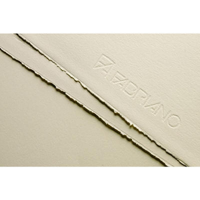 Rosaspina Etching Paper 285gsm - White 50 x 70 cm  The Fabriano Rosaspina Etching paper is made with 60% Cotton. The relatively unsized Rosapina is a soft paper particularly good for aquatint, etching, lithography and silk-screening.