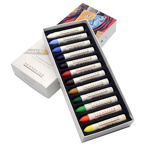 Sennelier Oil Pastel Set of 12