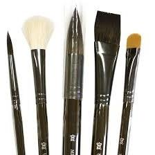 Zen Watercolour Brush Set 832