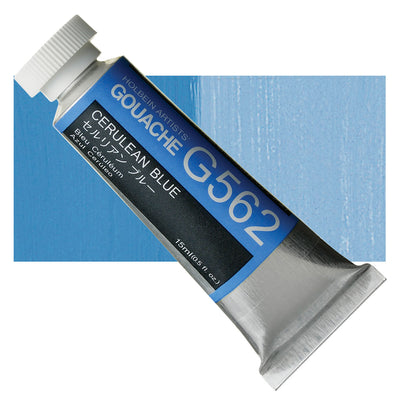 Holbein Artist Designer Gouache G701 set 12 x 5ml tubes more finely ground than any other competing gouache.
