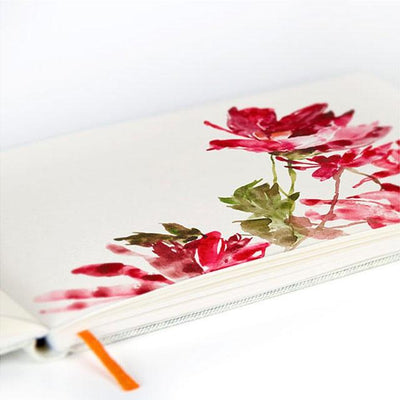 Watercolour Journals - Linen Covered