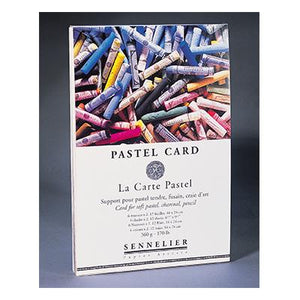 Sennelier Pastel Card – Pads of 12 Sheets
