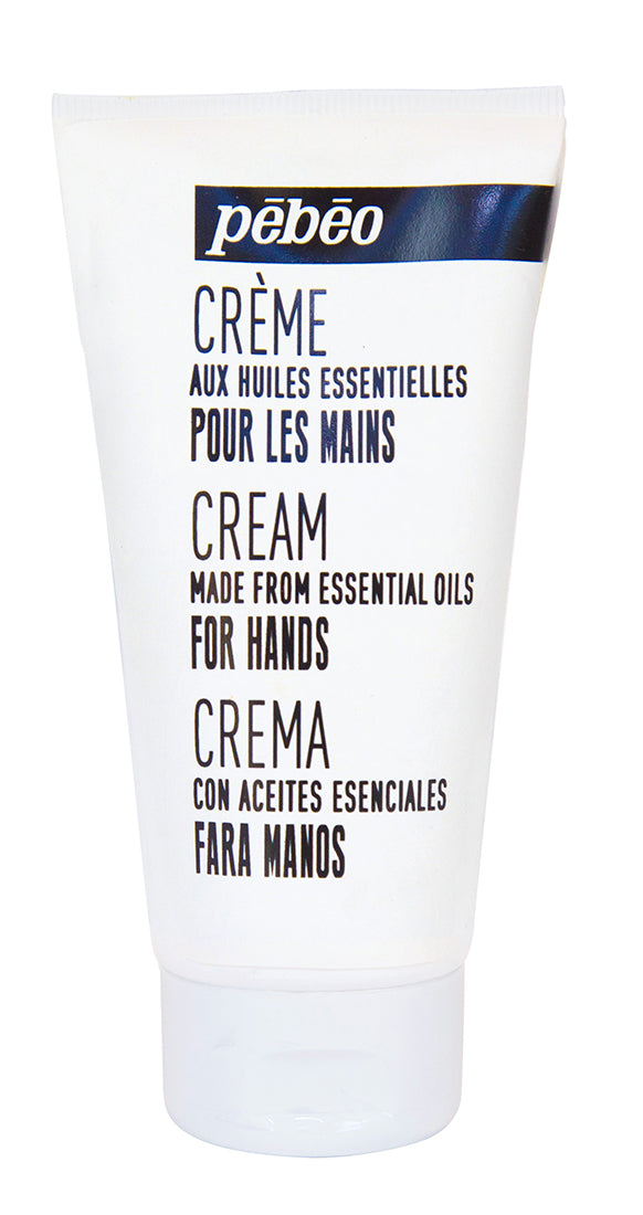 Take care of your hand's with the Pébéo Restorative Hand Cream. Formulated with essential oils, this hand cream works to moisturise even very dry hands after just one application