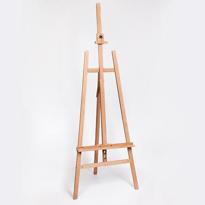 The School Easel stands over 1.5 metres high and measures 83cm wide.