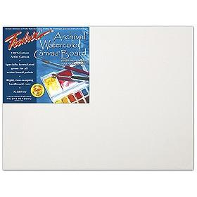 FREDRIX Archival Canvas Boards