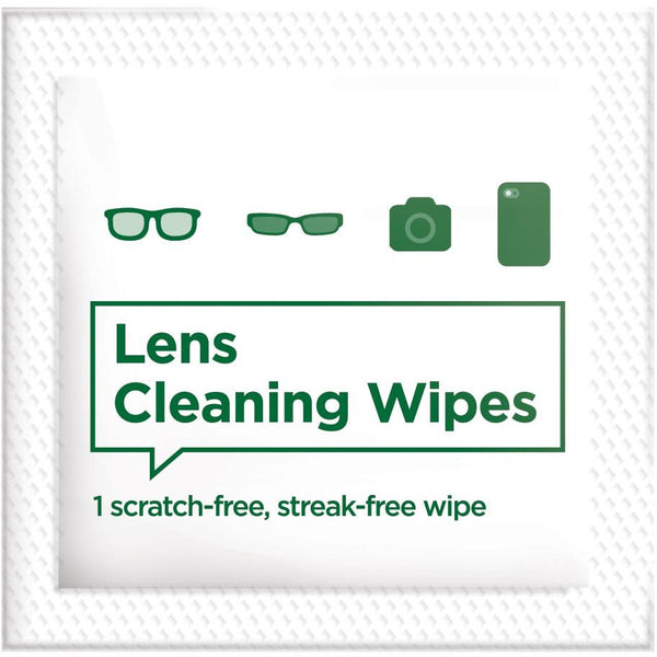 Handy Clean Lens Cleaning Wipes Individually Wrapped Wipes