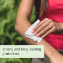 LA Fresh® Natural Mosquito Repellent Wipes Individually Wrapped Wipes