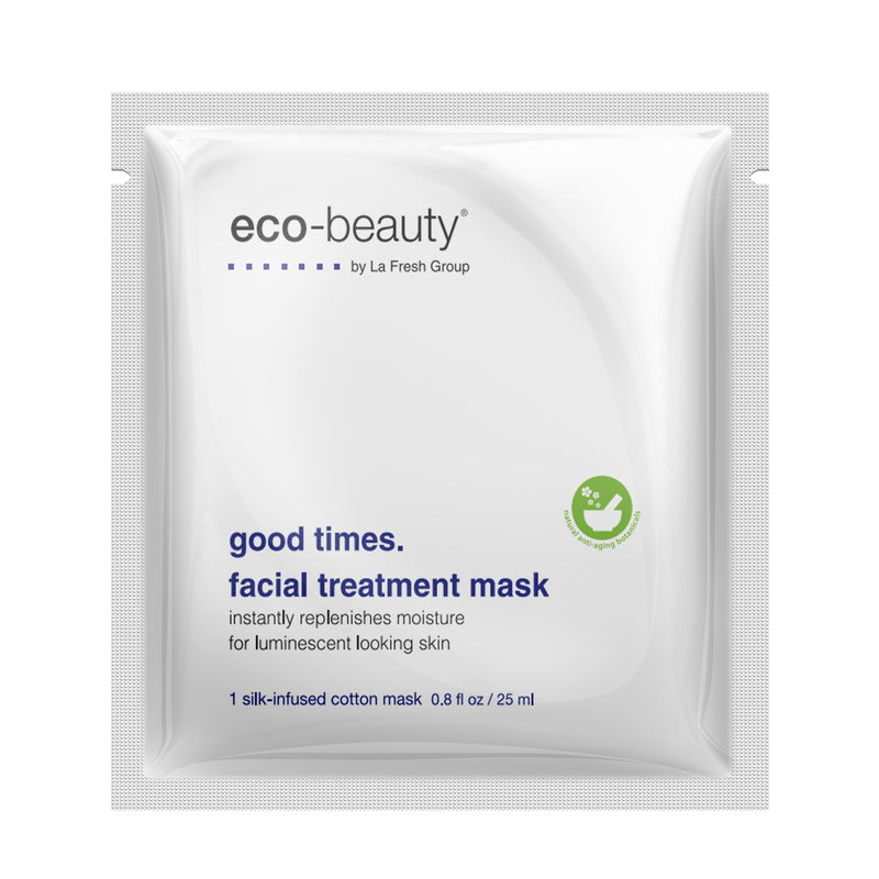 LA Fresh-Be Good Sheet Mask Facial Treatments for Hydrating  - 200 Masks per Case
