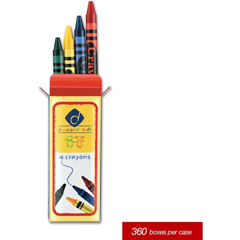 Diamond Kids Crayons
