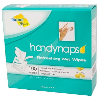 Refreshing Wet Wipes