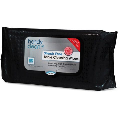 Table Cleaning Wipes