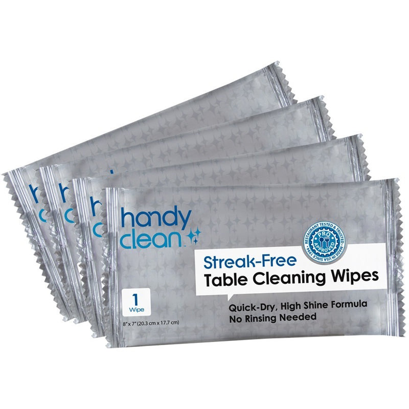 Handyclean Table Cleaning Wipes by Diamond Wipes