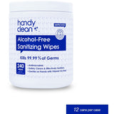 Handyclean™ Alcohol-Free Sanitizing Wipes