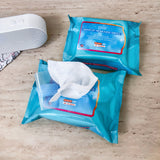 Makeup Remover Wipes in pouch