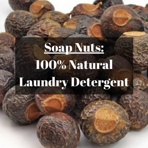 Organic Laundry Soap Nuts - Eco-Friendly Laundry Detergent (1lb = 200 + Loads Of Laundry)