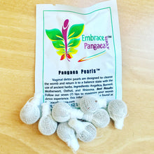 Pangea Pearls™: Yoni Detox Vaginal Pearls - Herbal Vaginal Detox Cleanse - Yoni Pearls