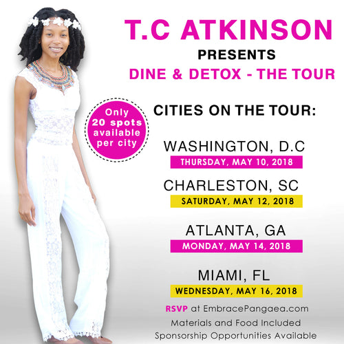 Dine & Detox - The Tour