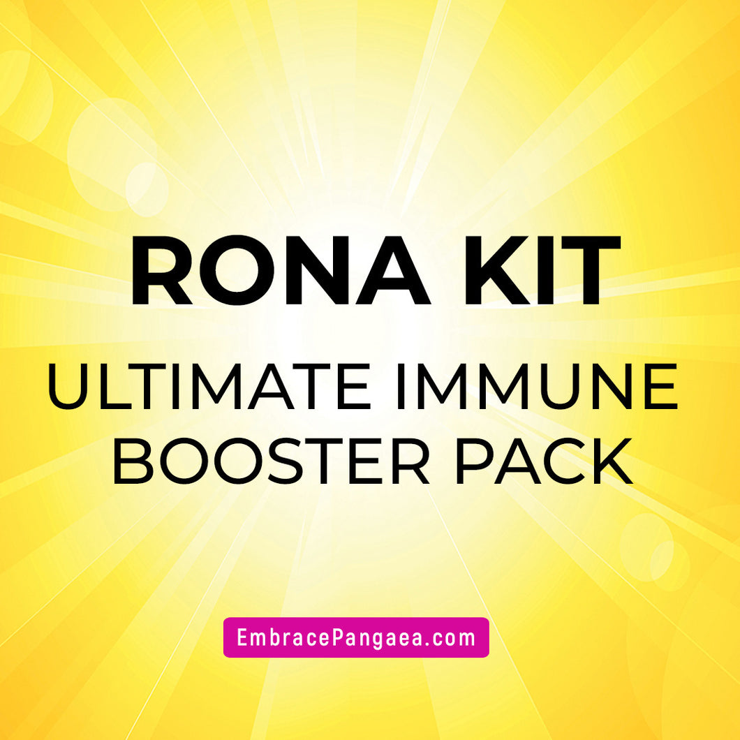 Rona Kit: Ultimate Immune Booster Pack