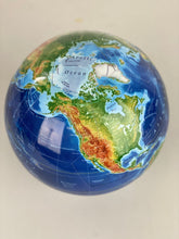 Vibrant Elevation Earth Globe - 7.3""