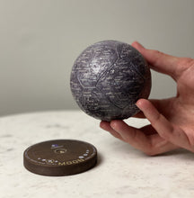"Moon Globe (3.5"") with Magnetic Stand"
