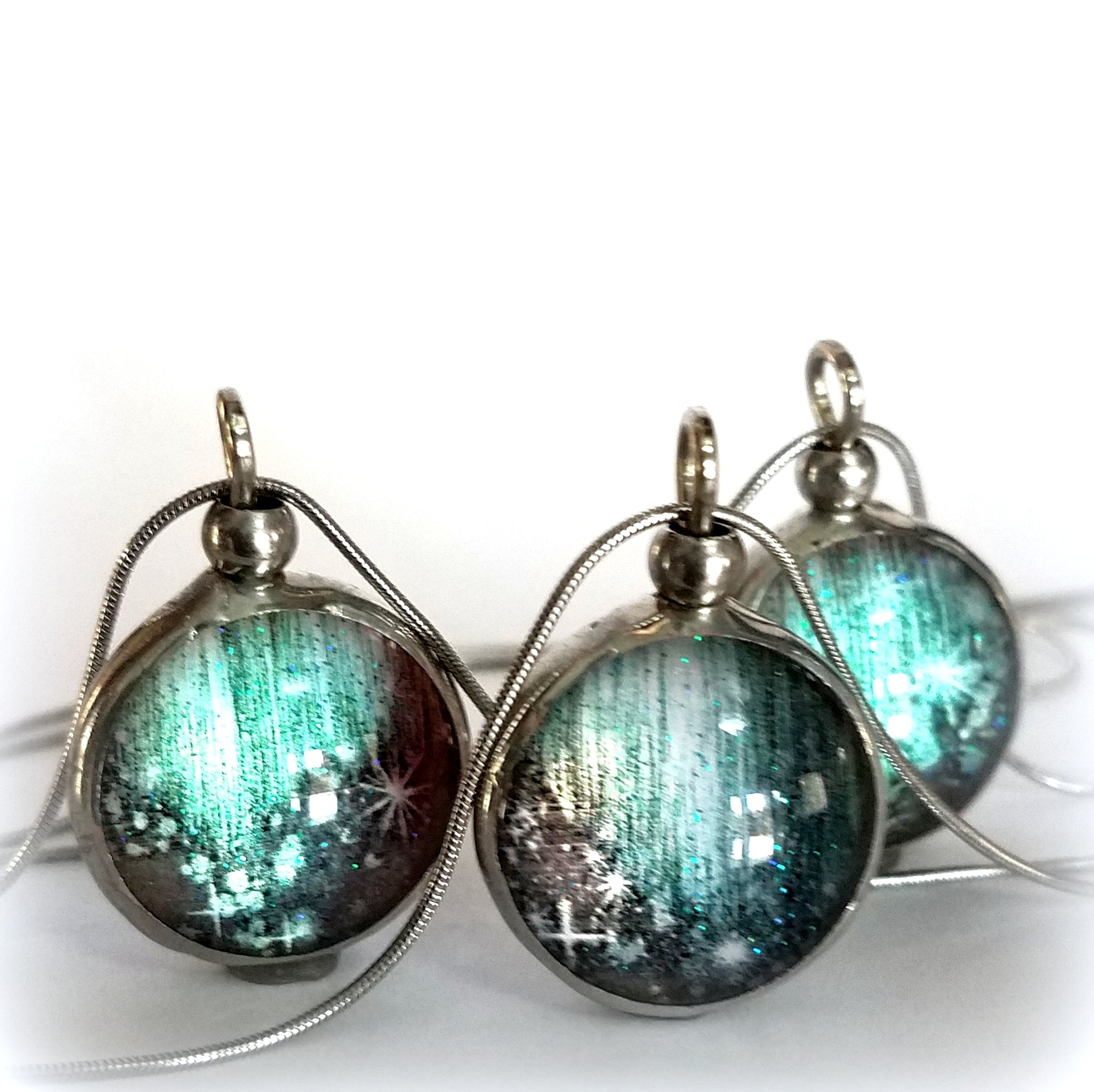 Night Lights Aurora Necklace