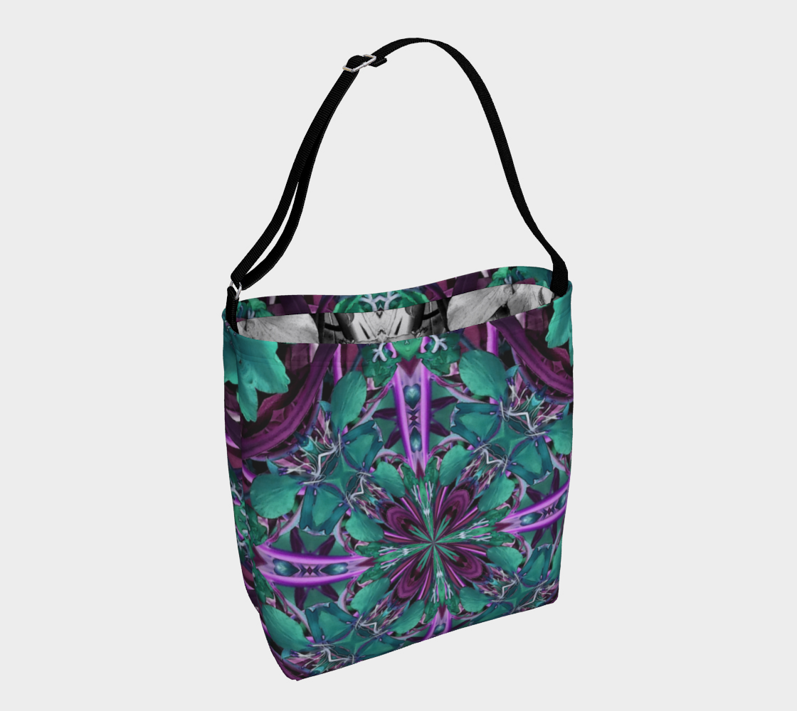 Washable Fabric Grocery Bag